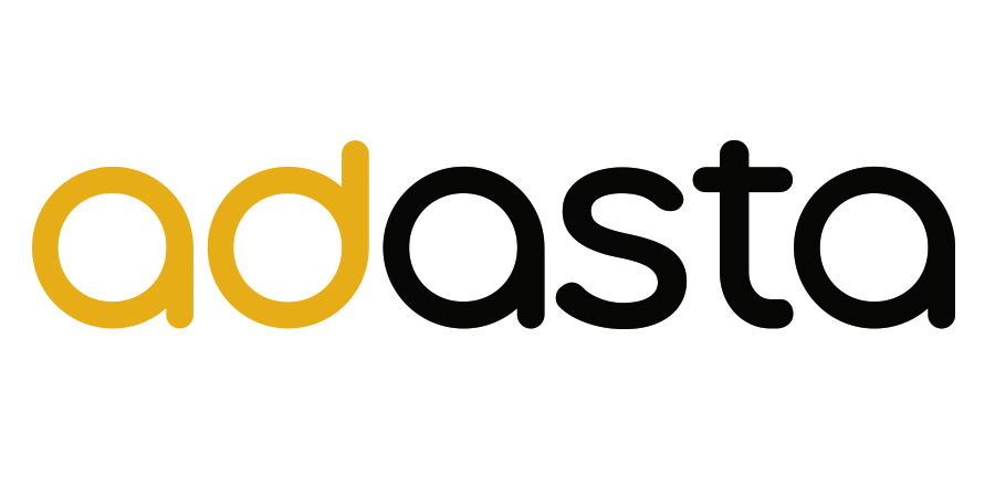Logo of Adasta who GeoEdge helps to preserve their Publisher Revenue